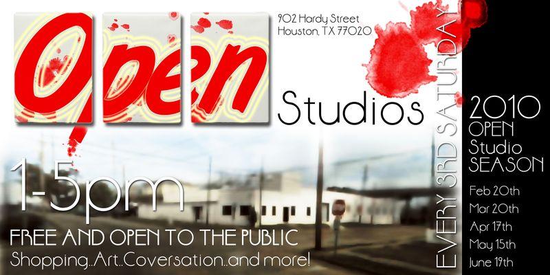 Open Studio Sat